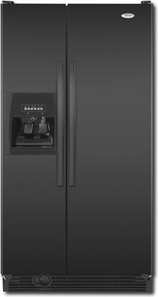 Whirlpool ED5LHAXWB Freestanding Side by Side Refrigerator