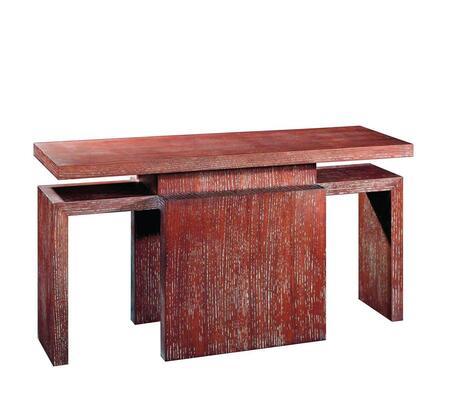 Allan Copley Designs 3050503 52x16x19 Sebring Rectangular Console Table