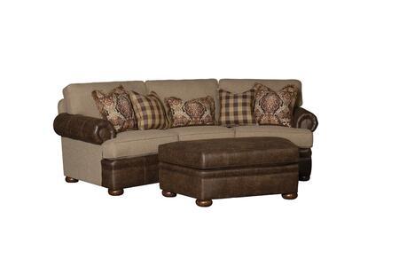 Chelsea Home Furniture Hani 397500LF1051GRSCPT Front