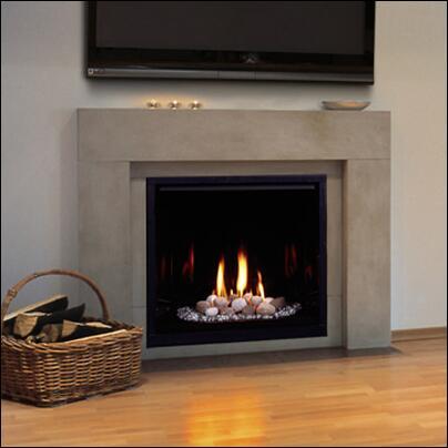 Majestic 400DVBLPSC7  Direct Vent Liquid Propane Fireplace