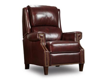Hooker Furniture RC242 Living Room Recliner in Red