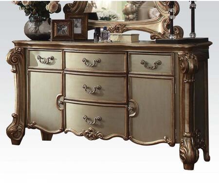 Acme Furniture 23005 Vendome Series Wood Dresser