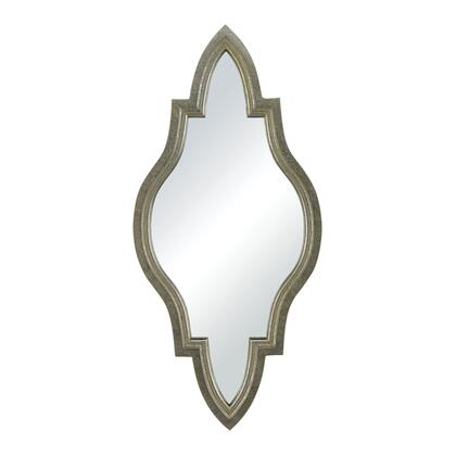 Sterling 138066 Jacarand Series Rectangle Portrait Wall Mirror