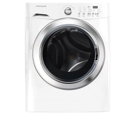 frigidaire fffw5100pw 27 inch 3 9 cu ft front load washer in