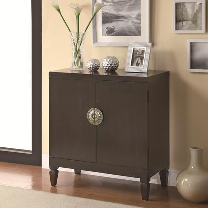 Coaster 950079 Accent Cabinets Series Freestanding Wood Cabinet