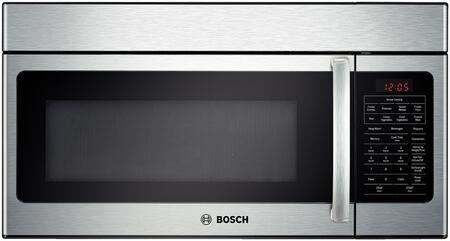 Bosch HMV8051U 1.5 cu. ft. Capacity Over the Range Microwave Oven