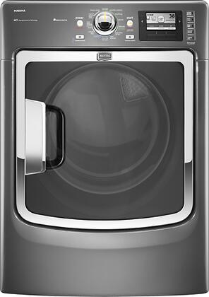 Maytag MGD9000YG  Gas Dryer, in Chrome
