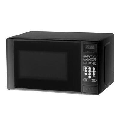 Haier MWM0702TB Countertop Microwave, in Black