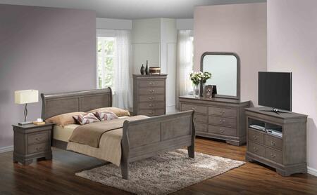 Glory Furniture G3105AKBSET King Bedroom Sets
