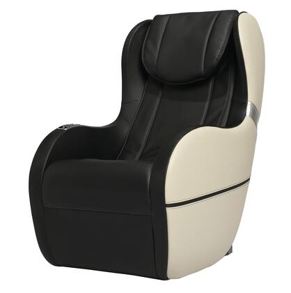 "Dynamic Palo Alto Series LC328 41"" Modern Massage Chair with 4-Roller Massage System, 2 Auto Programs, Heating Therapy and Auto Timer for 15 Minutes in"