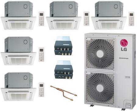 LG 705348 5-Zone Mini Split Air Conditioners