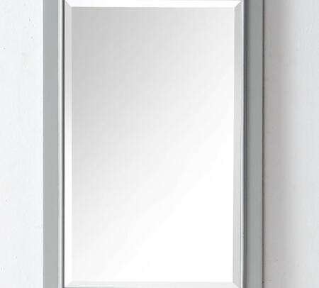 """Legion Furniture WH7720X 20"""" Mirror with Rectangle Shape, Portrait Mirror and Contemporary Style in"""