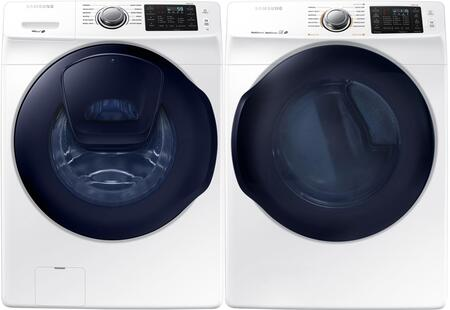Samsung Appliance 691447 Washer and Dryer Combos