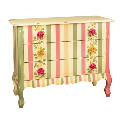 Sterling 525850 Rose Series Wood Chest