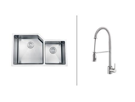 Ruvati RVC2356 Kitchen Sink
