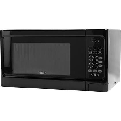 Haier MWG11030TB Countertop Microwave, in Black