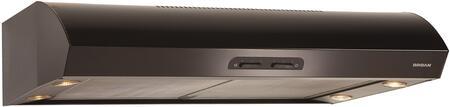 Broan Evolution 1 Series 36 inch Black Under cabinet Range Hood b8198376 a0b8 4b52 882a 9769ec7169a1