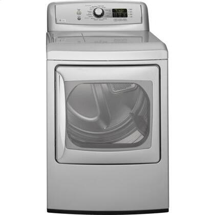 "GE PTDN805GMMS 27"" Gas Dryer 