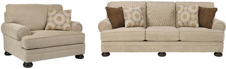 Milo Italia MI5969SCQUAR Mariam Living Room Sets
