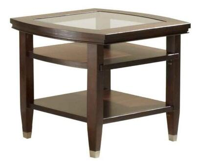Broyhill 331202 Northern Series Contemporary  End Table