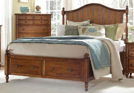 Broyhill HAYDENPANELOCK Hayden Place Series  California King Size Panel Bed