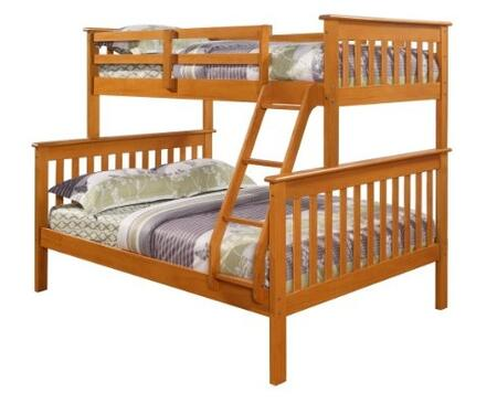 Donco 1223H  Full Size Bunk Bed