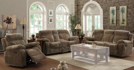 Coaster 603031SLR Myleene Living Room Sets