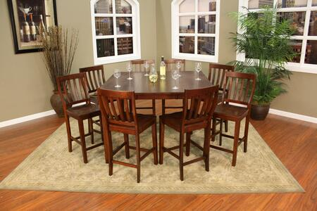 American Heritage 713652 Este Dining Room Sets