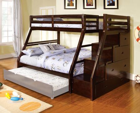 Furniture of America CMBK611EXBED Ellington Series  Bed