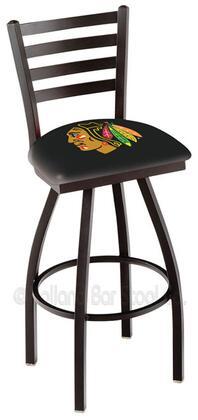 Holland Bar Stool L01425CHIHWKB Residential Vinyl Upholstered Bar Stool