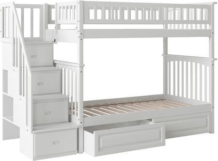 Atlantic Furniture AB55622  Bunk Bed