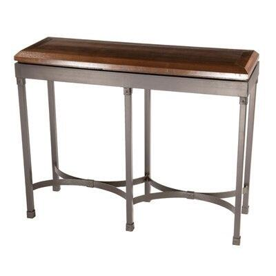 Stone County Ironworks 904-205 Cedarvale Console Table