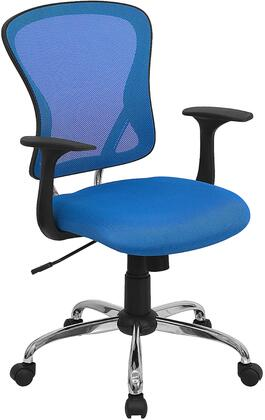 "Flash Furniture H8369FBLGG 22.25"" Contemporary Office Chair"
