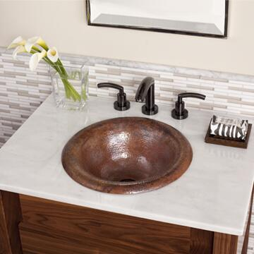 """Native Trails VNTB36 36"""" Backsplash with Cut to Match Vanity top, Polished Lightly and Finished in"""