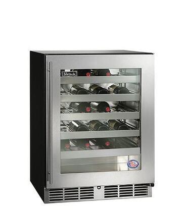"Perlick HA24WB3R 23.88"" Freestanding Wine Cooler"