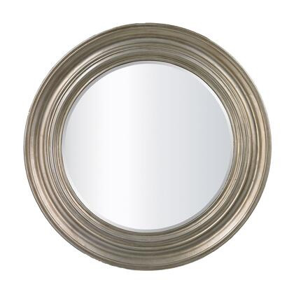 Sterling 11509 Fullerton Series Round Both Wall Mirror