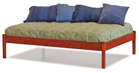 Atlantic Furniture CONOFLCTW Concord Series  Bed