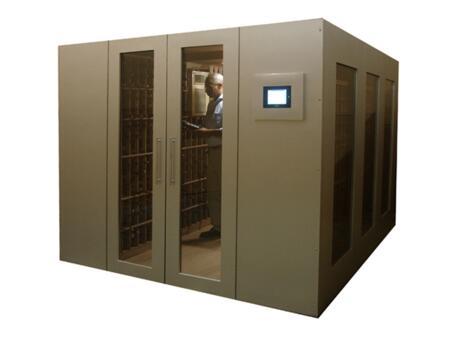 "Vinotemp VINOGCBA 96"" Freestanding Wine Cooler"