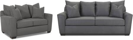 Klaussner E56044KL2PCSTLKIT1 Heather Living Room Sets