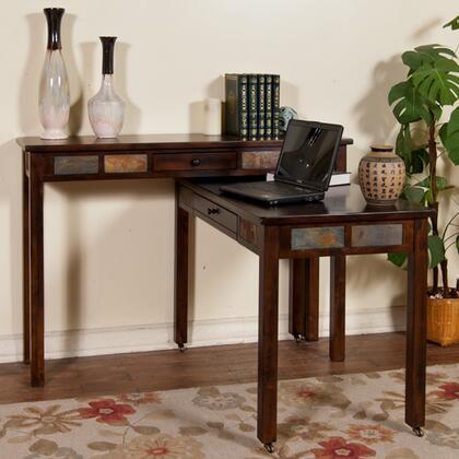 Sunny Designs 2958DC2PK Santa Fe Series  Desk