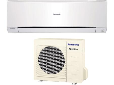 Panasonic E12NKUA Wall Mounted Air Conditioner Cooling Area, |Appliances Connection