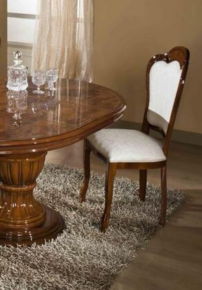 VIG Furniture ELIZABETHSC Elizabeth Series Modern Fabric Wood Frame Dining Room Chair
