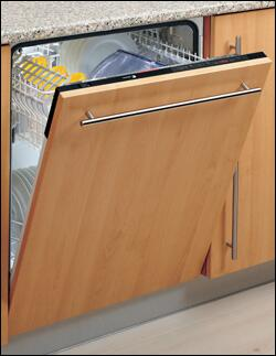 "Fagor LFA073IT 24"" 073 Series Built-In Fully Integrated Dishwasher"