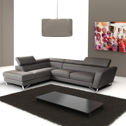 Sparta Leather LHF Sectional 1769111 LHFC (1)