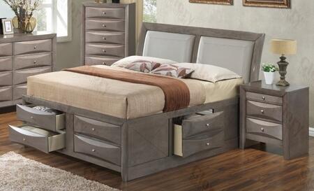 Glory Furniture G1505ITSB4CHN G1505 Twin Bedroom Sets