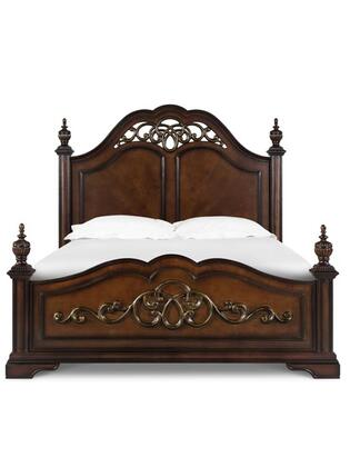 Magnussen 79360K Stafford Series  King Size Panel Bed
