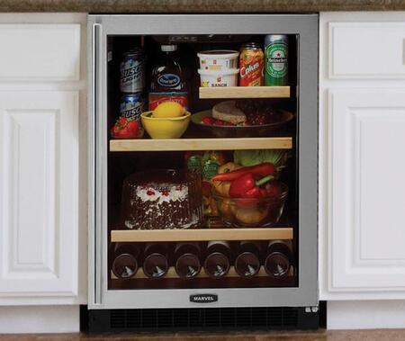AGA APRO6GARMBLKR PRO Plus Series Compact Refrigerator with 5.6 cu. ft. Capacity in Black