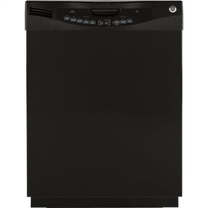 GE GLD5600VBB 5600 Series Built-In Full Console Dishwasher