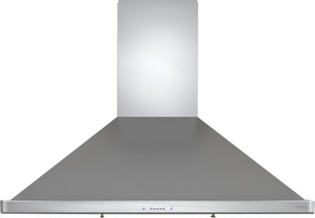 Zephyr ZSIExBS Essentials Europa Series Siena Wall Hood with 400 CFM Internal Blower, BriteStrip LED, ICON Touch Controls, Energy Star Certified, ACT Technology and 6 Sones, in Stainless Steel