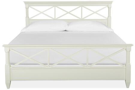 Magnussen B202664 Kasey Series  King Size Panel Bed